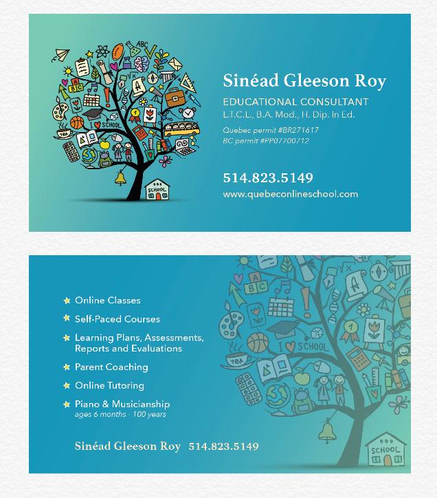 Sinead Business Card
